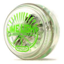 Duncan Limelight LED Green Yo Yo Lime Light + 3 FREE NEON STRINGS YEL/ORG/GREEN