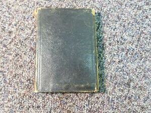 Punch's Pocket Book 1852