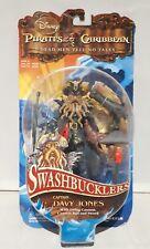 Disney Pirates Of The Caribbean Swashbucklers (Davy Jones) 2008 Action Figure