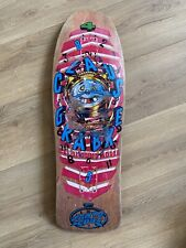 skateboard deck Vintage Claus grabke 1989
