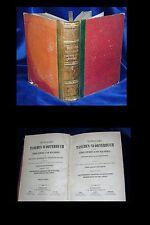 Dizionario Tecnologico Tedesco-Inglese-Francese - Primi del '900