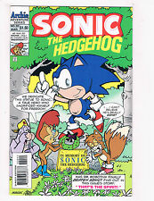 Sonic The Hedgehog #20 NM Archie Comics Video Game Comic Book DE27