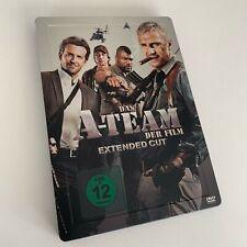 Das A-Team - Der Film - Extended Cut Steelbook Edition (2010) DVD