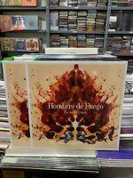 Hombres Von Fire LP Javier Limon Versiegelt Neu 2021