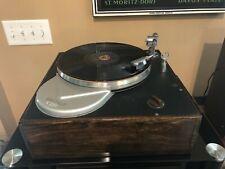 New listing Vintage Rek-O-Kut K33H Turntable w/ Empire 98 Tonearm & Shure M7D – Beautiful!