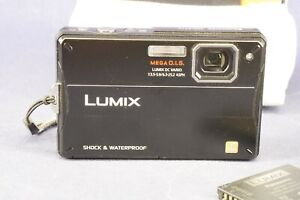 Panasonic Lumix DMC-FT10 Digitalkamera Spritzwasser geschützt 14,1 Megapixel