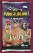2014 Topps Road WrestleMania WWE Auto/Relic HOT PACK Shirt/Jumbo/Shoe/Plate?