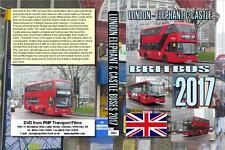 3483. London. UK. Buses. Feb 2017. This third of four films taken on our early s