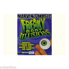 Freaky Body Parts Eyeball! by Marvin's Magic  - Giochi di prestio e magia