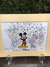 Disney Mickey Sericel