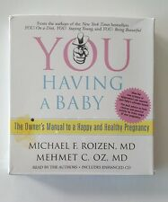 BOOK ON CD : Having a Baby Owner's Manual to a Happy and Healthy Pregnancy DR OZ