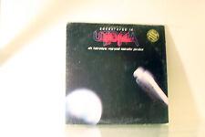 UTOPIA - ADVENTURES IN - BEARSVILLE 1980 PROMO GATEFOLD VINYL LP ALBUM