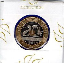 Monnaie FRANCE B.U 20 Francs MT-ST-MICHEL 1994 Abeille scellée  MONNAIE DE PARIS