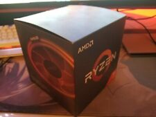 AMD Ryzen 7 2700X 8-Core Processor 4.3GHz Max LED Cooler - New in Sealed Box