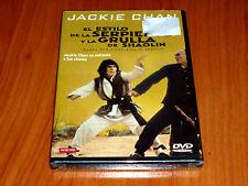 EL ESTILO DE LA SERPIENTE Y LA GRULLA DE SHAOLIN / Shaolin Kung Fu - Jackie Chan