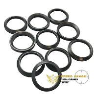 10PCS 5/8x24 Crush Washers for.308/300AAC/. 7.62 Muzzle Brake Barrel  Black