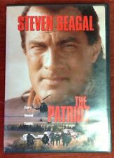 DVD The Patriot OOP Out Of Print Steven Seagal Very Good RARE
