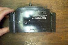 """general electric ge te111020 """"E"""" frame circuit breaker 20 amps"""