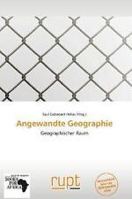Taschenbuch-Angewandte-Geographie Bücher über Geowissenschaften