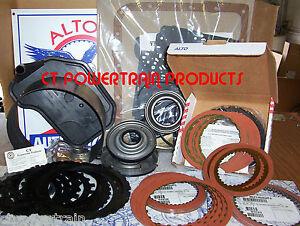 ALTO Red Eagle 4L60E 4L65E HD Rebuild Kit W- 3-4 Power Pack Wide Band 1998-2003