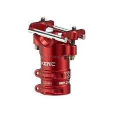 KCNC  ISP Majestic Seat Clamp 34.9mm / Height: 50mm / offset: Zero - RED /USPS