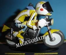 Figurine Joe Bar Team moto BPS 125 Sport motor figure statuette statue résine