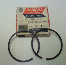YAMAHA SL292 1971 2ND OVERSIZE PISTON RINGS PN 812-11601-20 NOS OEM PART