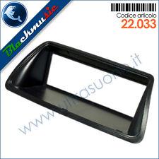 Mascherina supporto autoradio ISO Fiat Marea (1996-2003) colore nero