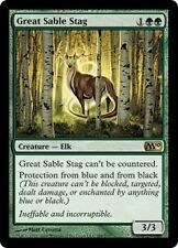 MTG MAGIC M10 GRAND CERF-ZIBELINE