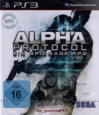 Alpha Protocol | ps3 NUOVO