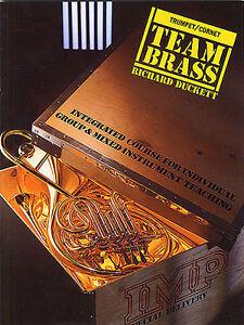 Team Brass: Trumpet/Cornet (Includes CD)