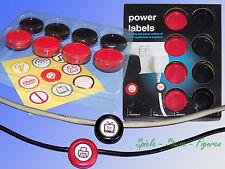 Kabel Markierungs Set Organizer Marker Kabelbeschriftung Kabel Kennzeichnung