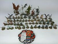 Huge Lot of HEROSCAPE Figures W/ Cards - 60 Total - Free Fast Shipping