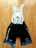 Casteli Garmin Cervelo Cycling Team Bib Shorts  Kiss3 Chamois Size: L