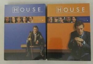 HOUSE MD SEASON 1&2 DVD SET SEALED NEW TV SHOW