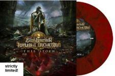 "BLIND GUARDIAN & TWILIGHT ORCHESTRA THIS STORM RED LTD. 7"" VINYL EP NEU CD LP"