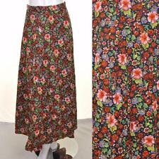 Hippy Polyester 1970s Vintage Skirts for Women