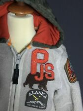 NP 325€! PARAJUMPERS TEDDY Jacke Gr. 10 140 TOP! KAPUZE HERBST WINTER WARM!