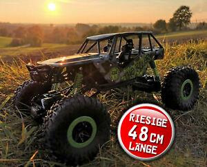 RC Rock Crawler 45cm BEAST 4WD Allrad ferngesteuertes Auto Monster Truck  2,4