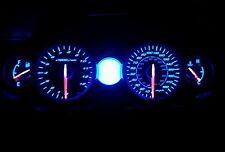 BLUE HAYABUSA GSX1300R mk2 GEN2 led dash clock conversion kit lightenUPgrade