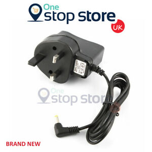 PSP Mains UK 3 Pin Wall Charger AC Adapter For Sony PSP 1000 2000 3000 CONSOLES
