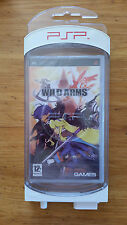 WILD ARMS XF  PSP + boitier commercial / Fr . neuf blister