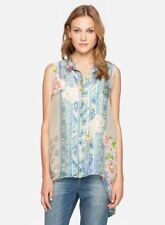 Button-Down 100% Silk Tops & Blouses for Women