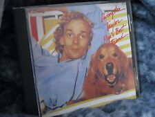 "LIVINGSTON TAYLOR  ""MAN'S BEST FRIEND"" CD JAPAN VHTF"