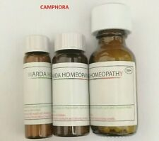 CAMPHORA Homeopathic remedy in 6C 30C 200C 1M  in  8g 16g 24g  Homeopathy