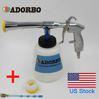 ADORBO Air Pulse Car Cleaning Gun Auto Detailing Tool TORNADO EFFECT -US Plug