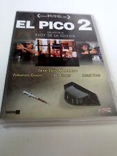 """DVD """"EL PICO 2"""" COMO NUEVO ELOY DE LA IGLESIA JOSE LUIS MANZANO FERNANDO GUILLEN"""