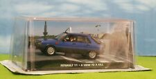 JAMES BOND 007 CAR COLLECTION #2 *GIFT* - RENAULT 11 TAXI - VIEW TO A KILL - MIB