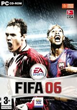 Déstockage Jeu PC FIFA 2006 EA SPORTS Minscape (3+, Hits Collection) NEUF sous B
