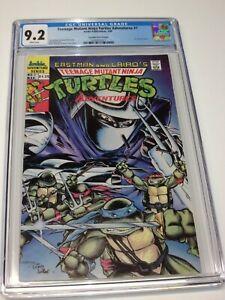 Teenage Mutant Ninja Turtles Adventures #1 Canadian Price Variant 1989 CGC 9.2